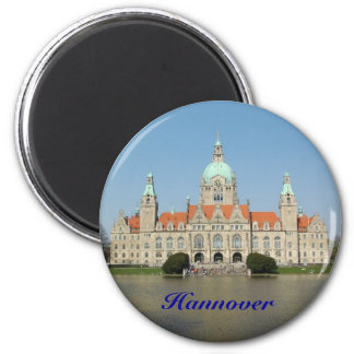 Hannover 2 Inch Round Magnet
