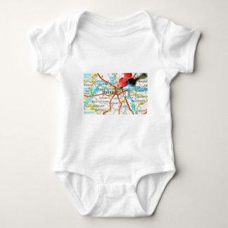 Hannover, Hanover, Germany Baby Bodysuit