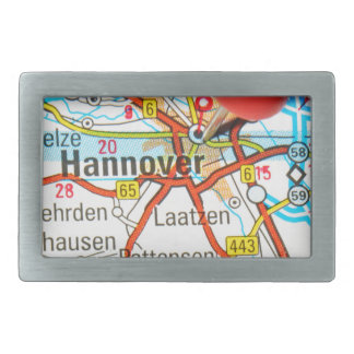 Hannover, Hanover, Germany Belt Buckle