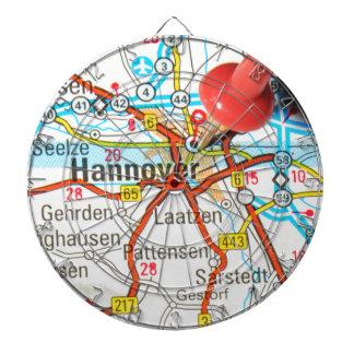 Hannover, Hanover, Germany Dartboard