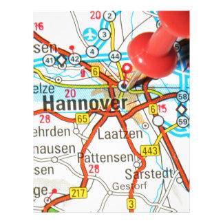 Hannover, Hanover, Germany Letterhead