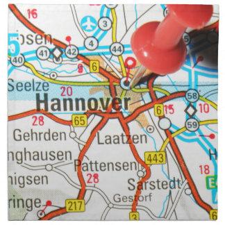 Hannover, Hanover, Germany Napkin