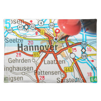 Hannover, Hanover, Germany Placemat