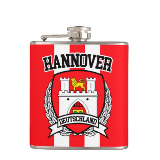 Hannover Hip Flask