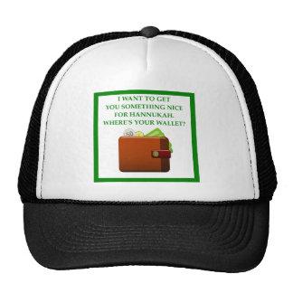 hannukah trucker hat