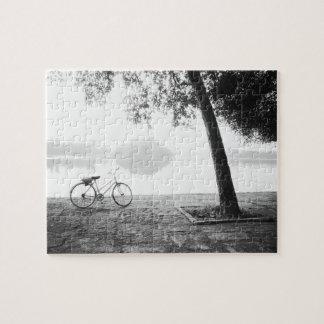 Hanoi Vietnam, Bicycle & Bay Mau Lake Lenin Park Puzzles
