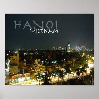 Hanoi, Vietnam Poster