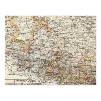 Hanover Region of Germany Postcard
