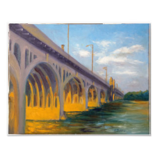 Hanover Street Bridge Photo Print