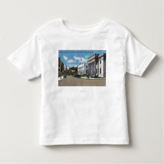 Hanover Street View of the Post Office Toddler T-shirt
