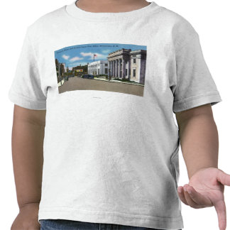 Hanover Street View of the Post Office Tee Shirt