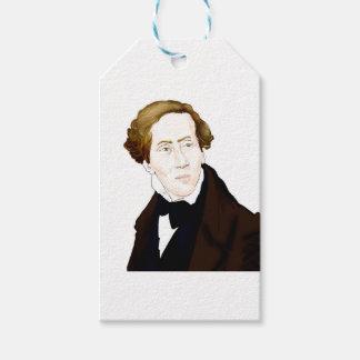 Hans Christian Andersen Gift Tags