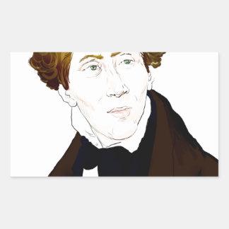 Hans Christian Andersen Sticker