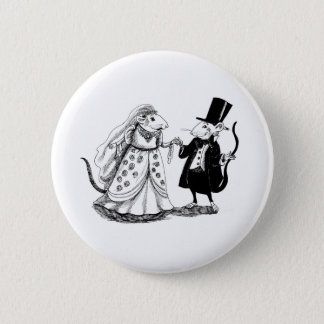 Hans Christian Andersen story 2 2 Inch Round Button