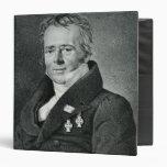 Hans Christian Orsted, engraved by Kaufmann Vinyl Binder