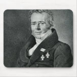 Hans Christian Orsted, engraved by Kaufmann Mouse Pad