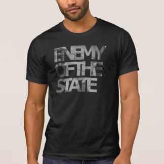 Hans Hermann Hoppe Enemy of the State Tee