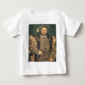 Hans Holbein the Younger Henry VIII Baby T-Shirt