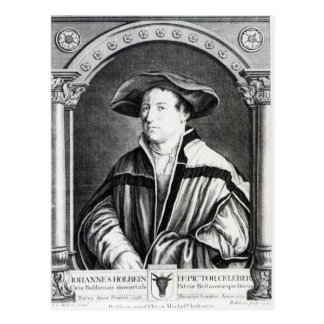 Hans Holbein the Younger Postcard