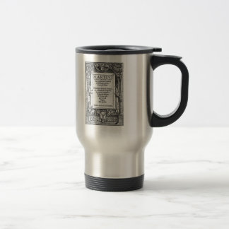 Hans Holbein the Younger- Renaissance niche Stainless Steel Travel Mug