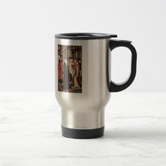 Hans Memling- Adoration of the Magi Stainless Steel Travel Mug