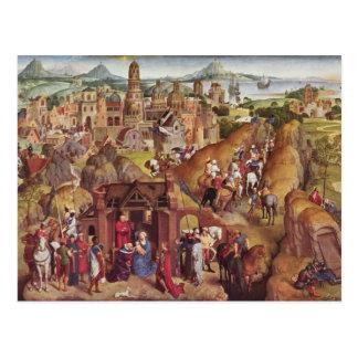 Hans Memling Art Postcard