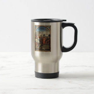Hans Memling- The Reliquary of St. Ursula Coffee Mug