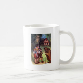 Hansel and Gretel Meet the Witch Coffee Mug