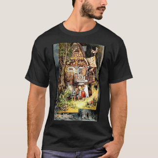 Hansel and Gretel vintage T-shirt