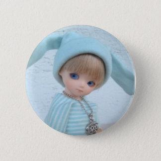 Hansel badge 2 inch round button