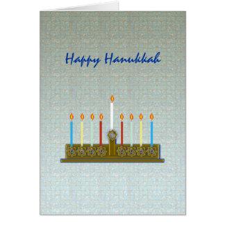 Hanukkah 2010 card