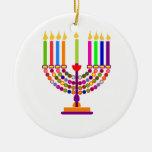 hanukkah adorno de navidad