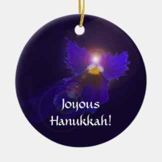 Hanukkah Angel Ornament
