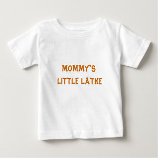 HANUKKAH BABY TODDLER SHIRT MOMMY'S LITTLE LATKE