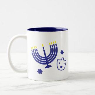 Hanukkah/ Chanukah coffee mug 11 oz.
