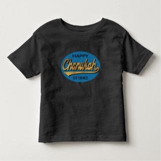 """Hanukkah """"Chanukah Retro Est 139BCE"""" Toddler Shirt"""