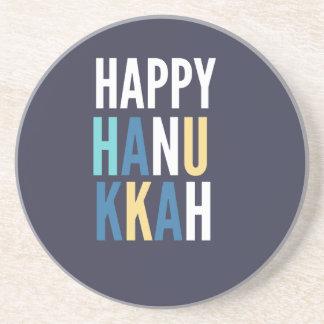 Hanukkah Characters Coaster