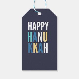 Hanukkah Characters Gift Tags