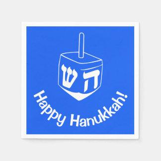 Hanukkah Dreidel 4Denise Paper Napkins