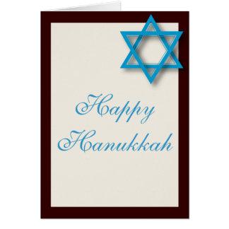 Hanukkah Hanukah Chanukah Card