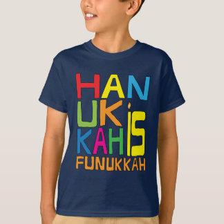 Hanukkah is Funukkah Shirt/Dark Color Shirt