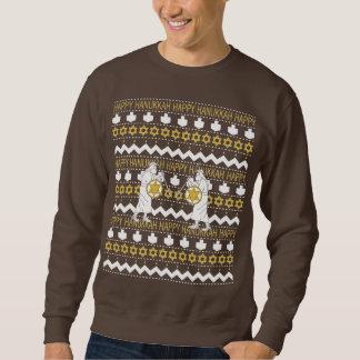 "Hanukkah Men's ""Ugly Sweater"" Sweatshirt"