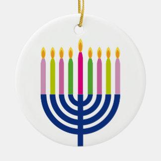 Hanukkah ornament | menorah | holidays decoration