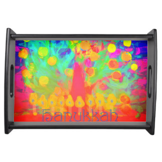 Hanukkah Serving Tray