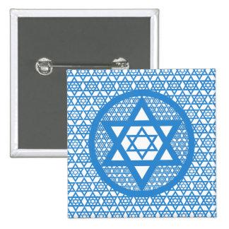 Hanukkah - Star of David Pin