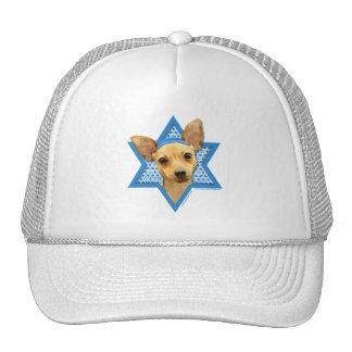 Hanukkah Star of David - Chihuahua Trucker Hat