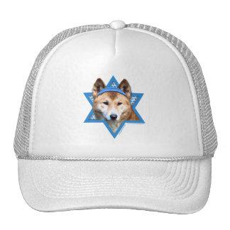 Hanukkah Star of David - Dingo Mesh Hat