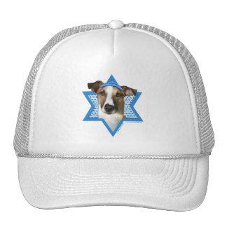 Hanukkah Star of David - Whollie - Coney Mesh Hats
