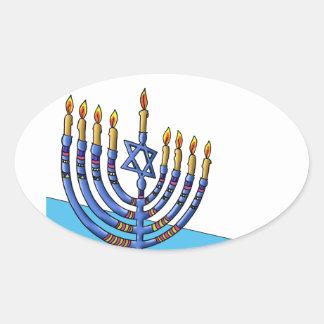 Hanukkah Stickers
