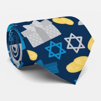 Hanukkah Themed Tie